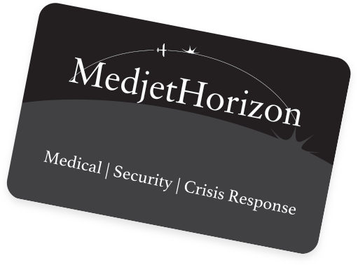 MedjetHorizon Card